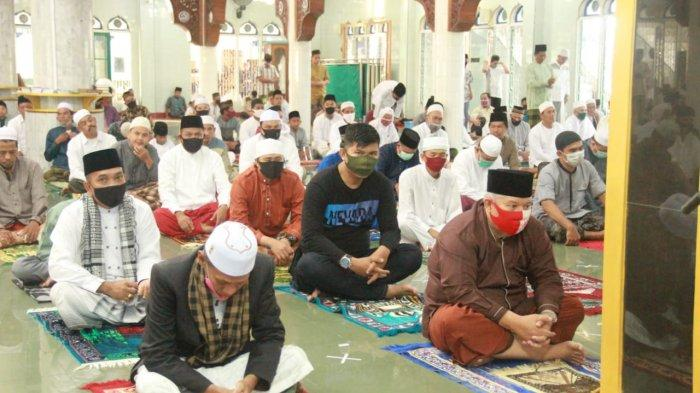 Ini Syarat untuk Gelar Salat Idul Adha Berjamaah dan Pemotongan Hewan Kurban di Tanjab Barat