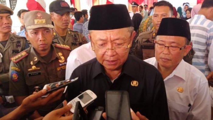 7 Anggota DPRD Sarolangun Pindah Parpol, Cek Endra: Jangan Sampai Ganggu Kepentingan Masyarakat