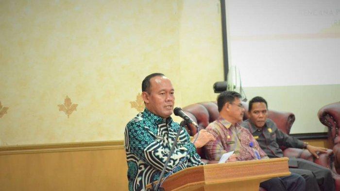 Bupati Sukandar : Perubahan RPJMD Sesuaikan Dengan Prioritas Pembangunan