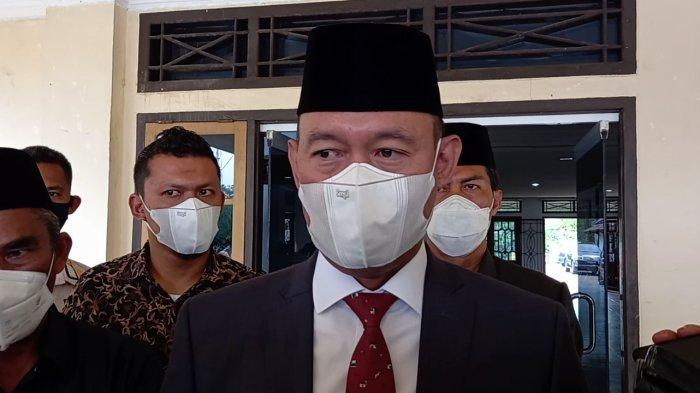 Bupati Sukandar Akui Ada Temuan BPK di OPD Pemkab Tebo Sejak 1999