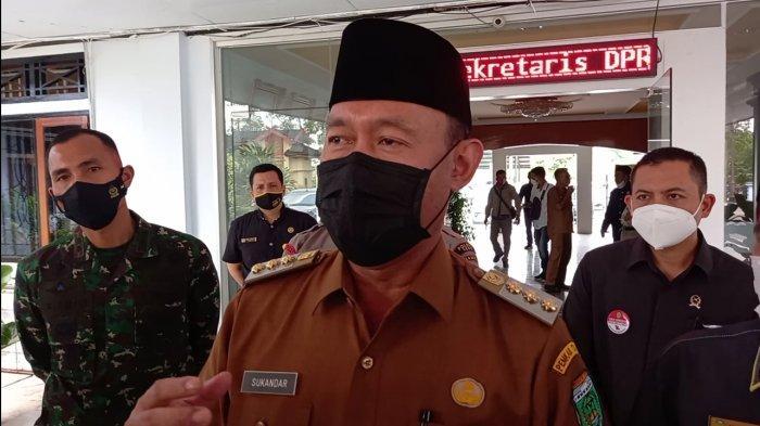 Sukandar Tugaskan Kepala Bappeda dan Bakeuda Cari Informasi Soal Peminjaman Rp 150 Miliar Dana PEN
