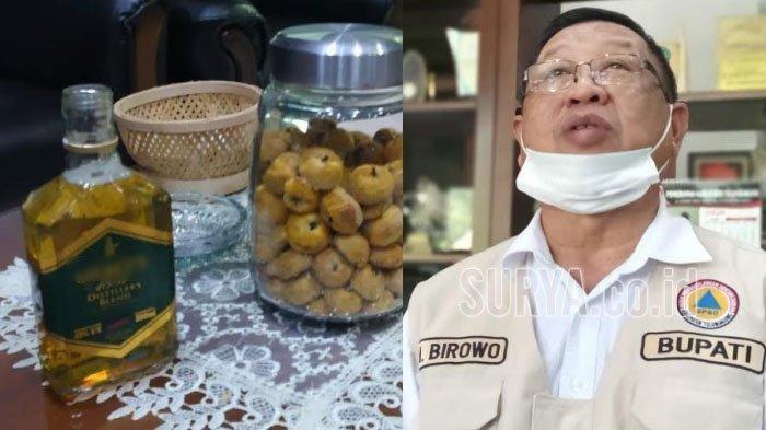 Anggota DPRD Tulungagung Banting Botol Bir, Tagih Utang 6 Miliar Untuk Pilkadake Bupati