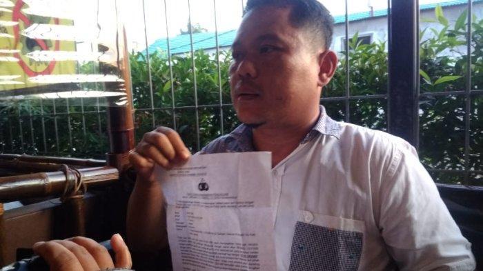 Diduga Pencemaran Nama Baik, Ketua Forum Kades Muarojambi Lapor Akun Facebook Ini ke Polda Jambi