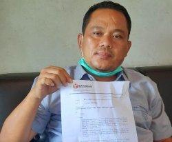 Dugaan Pelanggaran Pilkada, Ketua Forum Kades Muarojambi Dilaporkan ke Bawaslu