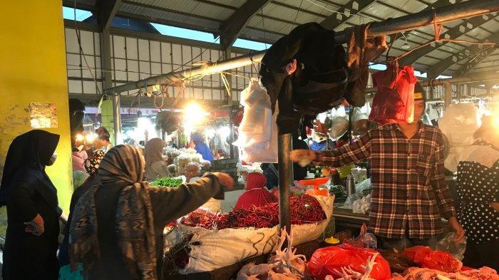 Cabai Merah Makin Murah, Harga Ayam Potong Terus Beranjak Naik