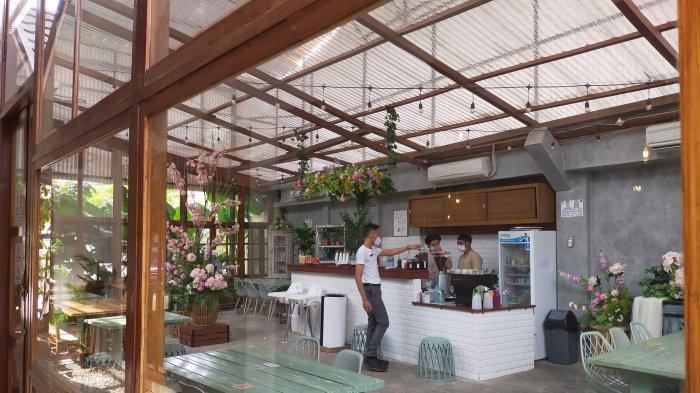 Tiap Tiga Bulan Perbaharui Tampilan Café,Padanan yang Klop dengan Menu Andalan di Rumahputih.id
