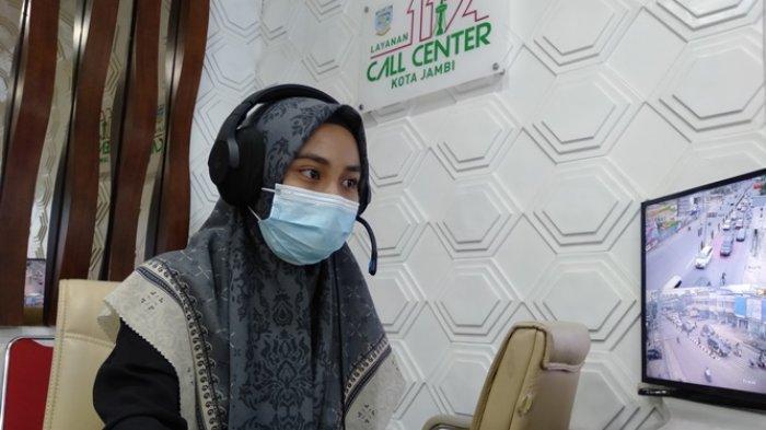 Call Center 112 Kedaruran Kota Jambi akan Pindah Lokasi ke Mako Damkar
