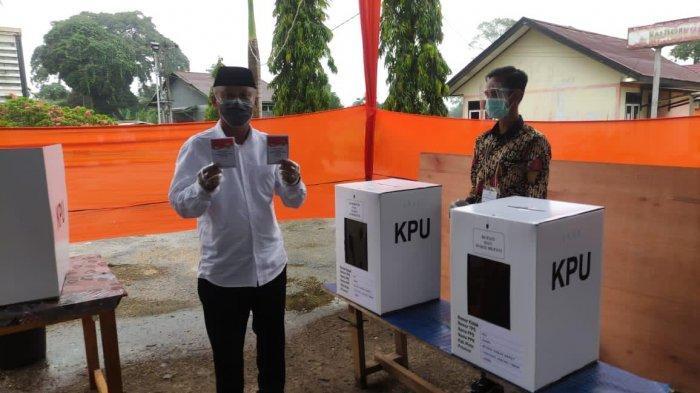 Ini Harapan Calon Bupati Tanjung Jabung Timur Abdul Rasyid dan Romi Hariyanto Terhadap Hasil Pilkada