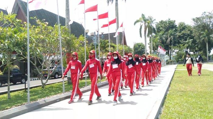 Persiapan Capaska Kota Jambi Sudah 50 Persen, Pasukan 45 Mulai Gabung dengan TNI-Polri