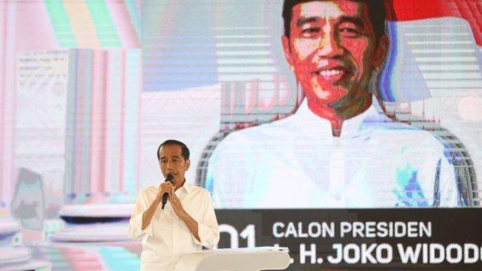 Capres Jokowi Bantah Pernyataan Capres Prabowo Subianto Tentang Istilah Asal Bapak Seanng 'ABS'