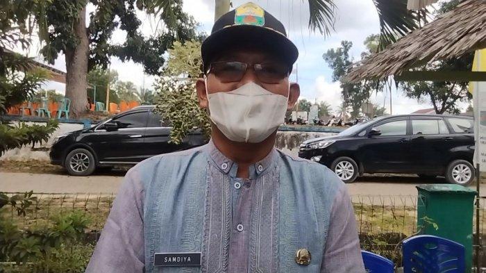Camat Bahar Utara Minta Polres Muarojambi Sasar Vaksinasi Bagi Pelajar di Kecamatannya