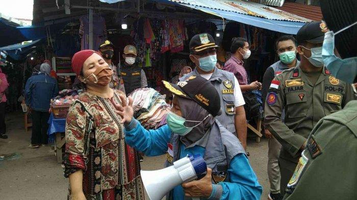 BREAKING NEWS Camat Pasar Jambi Positif Covid-19 Imbau Orang yang Bertemu Dengannya Segera Swab Test