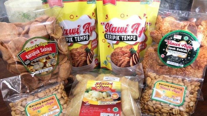 Pelaku UMKM Jambi, Produk Camilan Slawi Ayu Raup Omzet Hingga Rp 30 Juta per Bulan