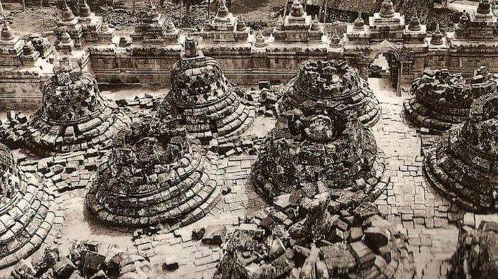 Misteri Jam Raksasa Candi Borobudur yang Terungkap Setelah Ribuan Tahun, Cek Bentuknya