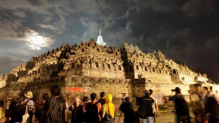 Isi di Dalam Candi Borobudur Ternyata Bukan Batu, Misteri di Balik Cara Menyusun Batu Jutaan Ton