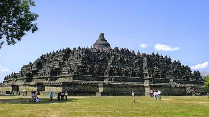 Mengungkap Cara Membangun Candi Borobudur, Ternyata Dalamnya Bukan Batu, Ini Isinya