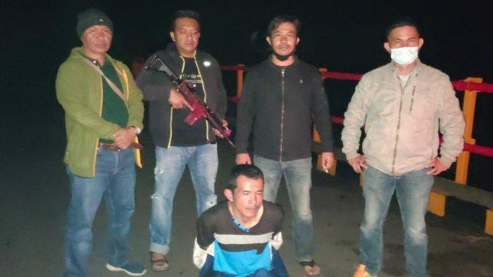 Candra Mengaku Sudah Lebih Sepuluh Kali Lakukan Aksi Kejahatan Ini di Kerinci