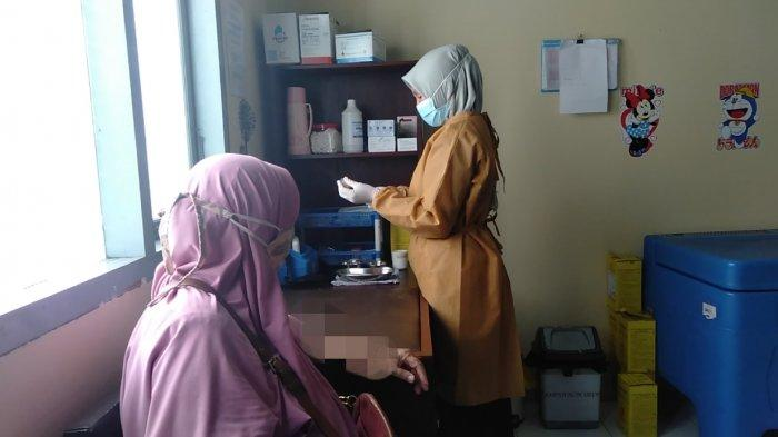Capaian Vaksinasi Lansia di Empat Kelurahan di Kota Jambi Lebih Sedikit dari Pelayanan Publik