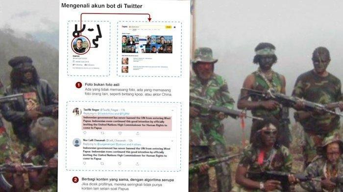 Hasil Investigasi: Terungkap Cara Kerja Buzzer Hoax dan Propaganda Isu Papua, Miliaran Rupiah