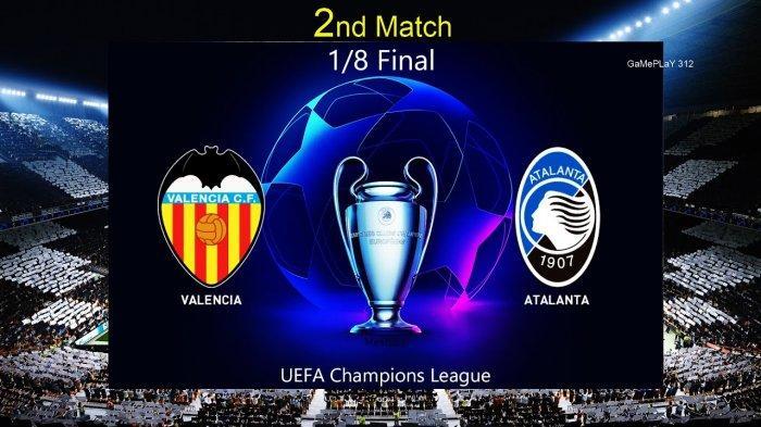 Ternyata Liga Champions Tadi Malam Valencia vs Atalanta Ada Satu-satunya Sosok Penonton yang Hadir