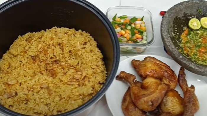 Resep Nasi Kebuli Ayam, Bisa Gunakan Beras Pera