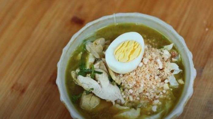 Resep Soto Ayam Lamongan, Sedap dengan Tambahan Jeruk Nipis