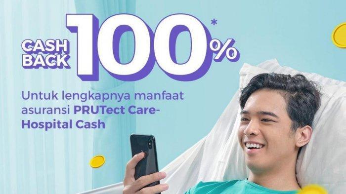 Cashback 100 Persen, OVO Ajak Masyarakat Alokasikan Dana Asuransi 10 Persen dari Pos Pengeluaran