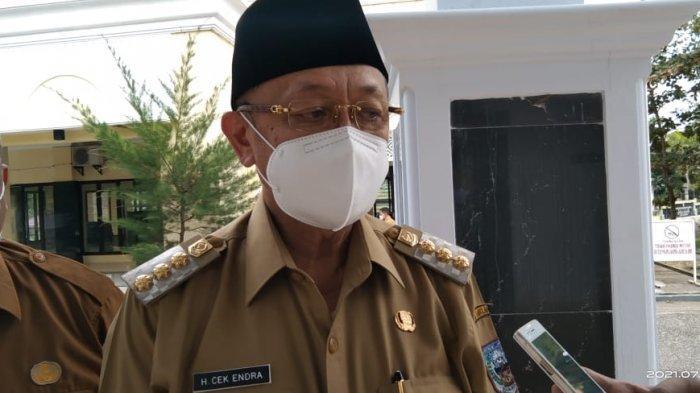 PPKM Level 3 Pemkab Sarolangun Kembali WFH, Hanya 25 Persen Pegawai yang Masuk Kantor