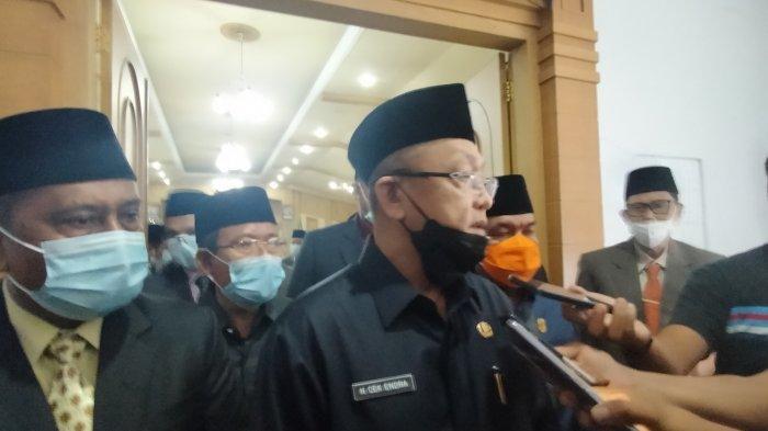 Kukuhkan 197 Pejabat Pemkab Sarolangun, Cek Endra Singgung Temuan BPK Soal Aset
