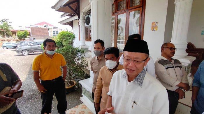 Pemilihan Gubernur Jambi Sudah Selesai, Cek Endra Segera Lantik Pejabat di Pemkab Sarolangun