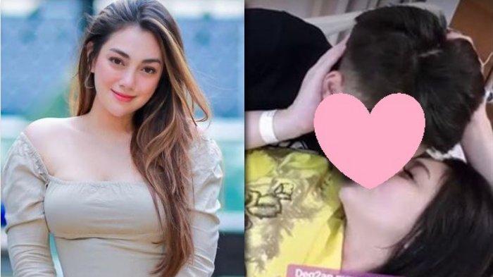 Adegan Celine Evangelista Ciuman dengan Vicky Prasetyo Saat Mabuk Dibongkar Kalina Ocktaranny, Tega!