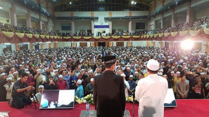 Kabar Ustaz Abdul Somad Dipecat dari Dosen di Riau, Gara-gara Pilpres 2019, Ini Kata Rektor