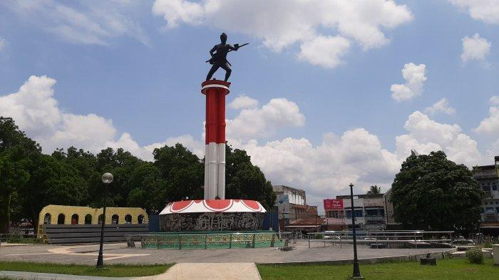 WIKI JAMBI Cerita di Balik Tugu Juang Jambi, dari Sejarah hingga Simbol Perjuangan Rakyat Jambi