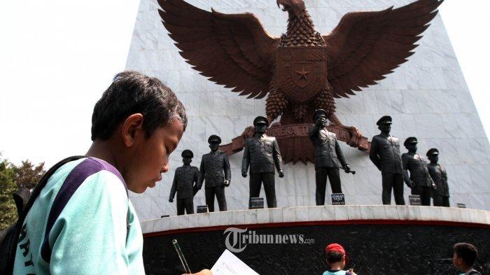 Daftar Saksi Bisu Peristiwa G30S/PKI, Ada Museum Jenderal AH Nasution hingga Monumen Pancasila Sakti