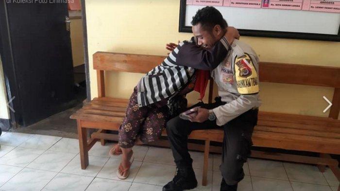 Viral di FB, Kisah Polisi yang Temukan Dompet Berisi Uang Rp5 Juta dan Menolak Hadiah Pemilik Dompet