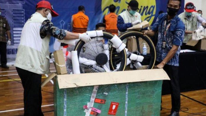 Bukan Main, Ternyata Segini Harga Sepeda yang Disita KPK Milik Edhy Prabowo, Spesifikasinya Tinggi