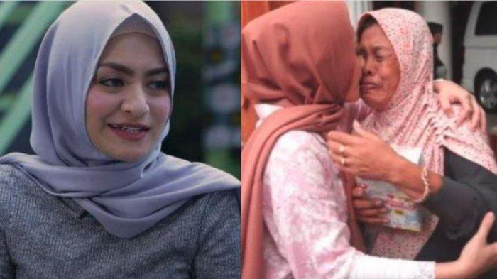 Gelagat Nathalie Holscher Ketika Ibu Mertua Nyaris Tenggelam di Kolam, Istri Sule: Hati-hati Ah!