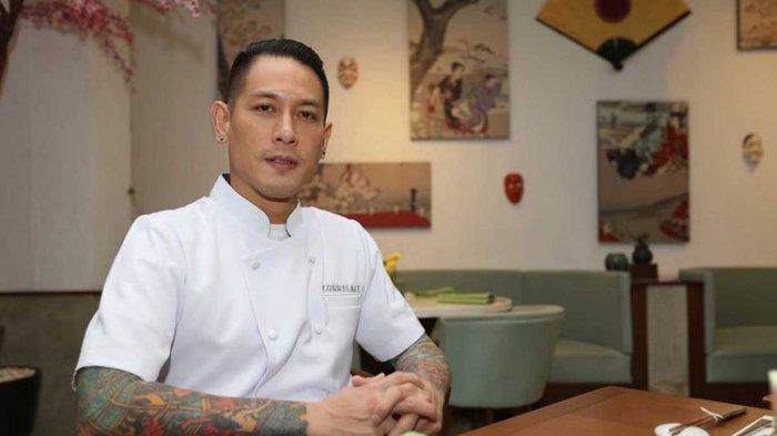 Chef Juna Dituding gay dan Senang dengan LGBT, Ternyata Mantan Istrinya Dokter Anestesi