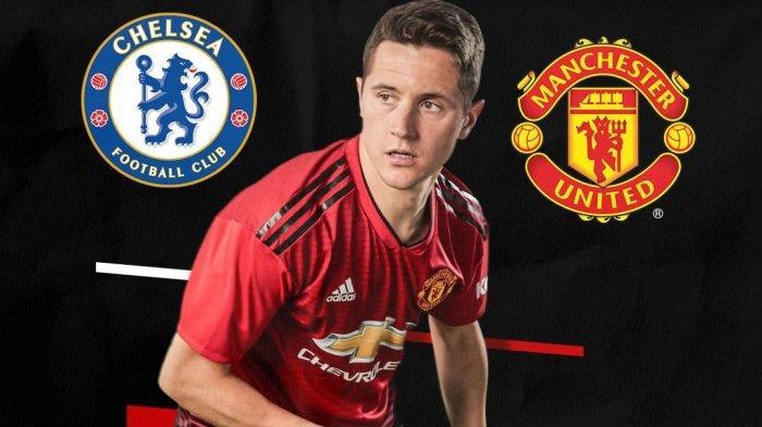 Jadwal Lengkap Liga Inggris Malam Ini Siaran Langsung Mola TV, Bigmatch Chelsea vs Manchester United