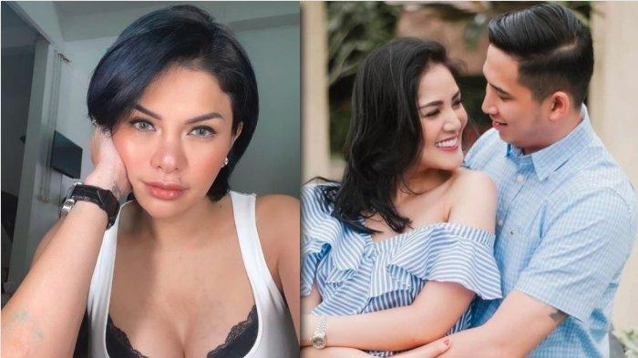 Penampakan Cincin Nikita Mirzani Bertuliskan 'Aska', Mantan Suami Nindy Ayunda Disebut: Dia Romantis