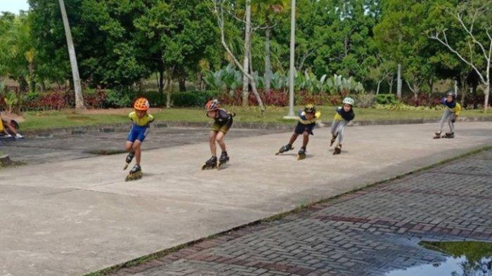Jogging Sore, Inilah 8 Tempat Olahraga Workout Favorit Bagi Pecinta Olahraga di Kota Jambi