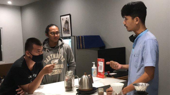 Coffe Shop Kawan Sejalan, Berkonsep Merangkul dan Mengedukasi Pengunjung