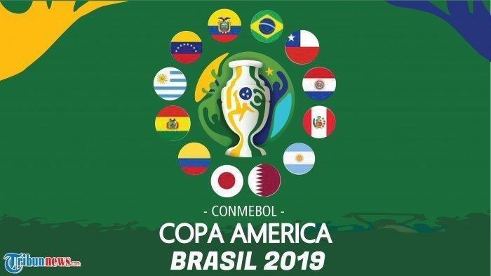 Live Streaming Perempat Final Copa America 2019, Simak Jadwal Pertandingan Malam Ini Siaran Langsung