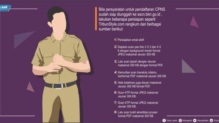 Formasi CPNS Kemenaker 2018 - Situs Pendaftaran CPNS 2018 Klik Disini & Link sscn.bkn.go.id