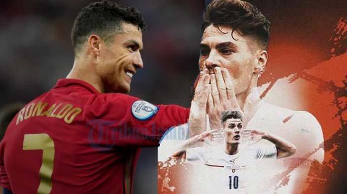 Dafar Top Skor Usai Final EURO 2020, Cristiano Ronaldo Tetap Nomor Satu Meski Terhenti di 16 Besar