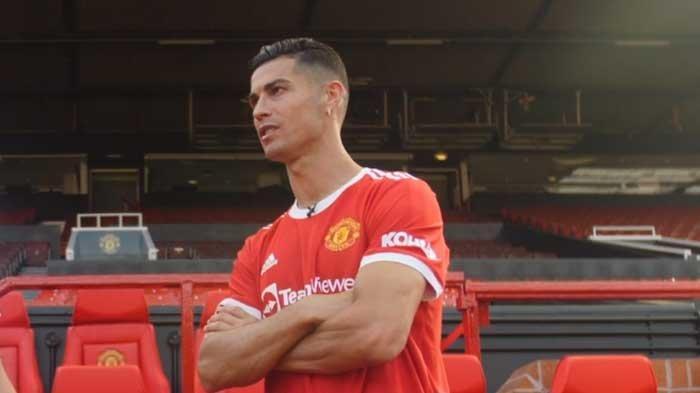 Dipertanyakan Banyak Pihak, Ternyata Ini Alasan Ole Gunnar Ganti Ronaldo di Menit 72