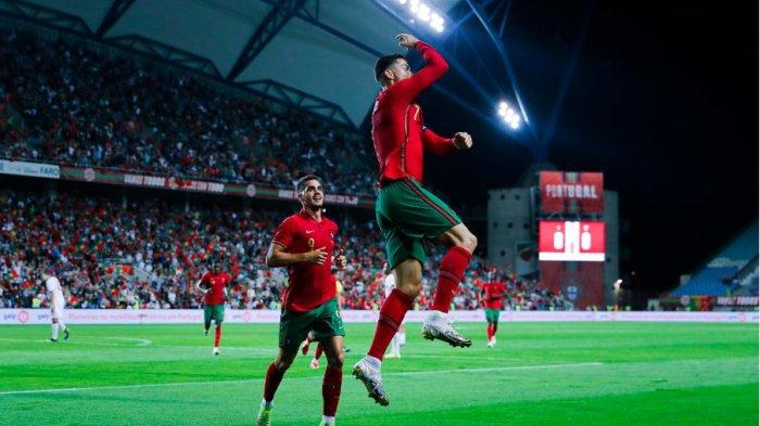 Prediksi Susunan Pemain Portugal vs Luksemburg Malam Ini, Cristiano Ronaldo Main