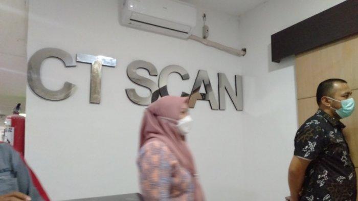 Terkendala Izin, CT Scan di RSUD Abdul Manap Kota Jambi Belum Bisa Digunakan