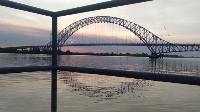 Cuma Dikabulkan Rp 6 Milyar, Pemda Tanjabtim Ajukan Kasasi Ke MA, Kasus Tertabraknya Jembatan Sabak