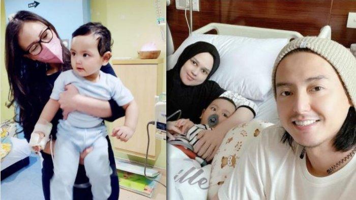 Penampakan Wajah Anak Cut Meyriska Usai Demam 39,8 Derajat Disorot, Istri Roger Danuarta Minta Doa